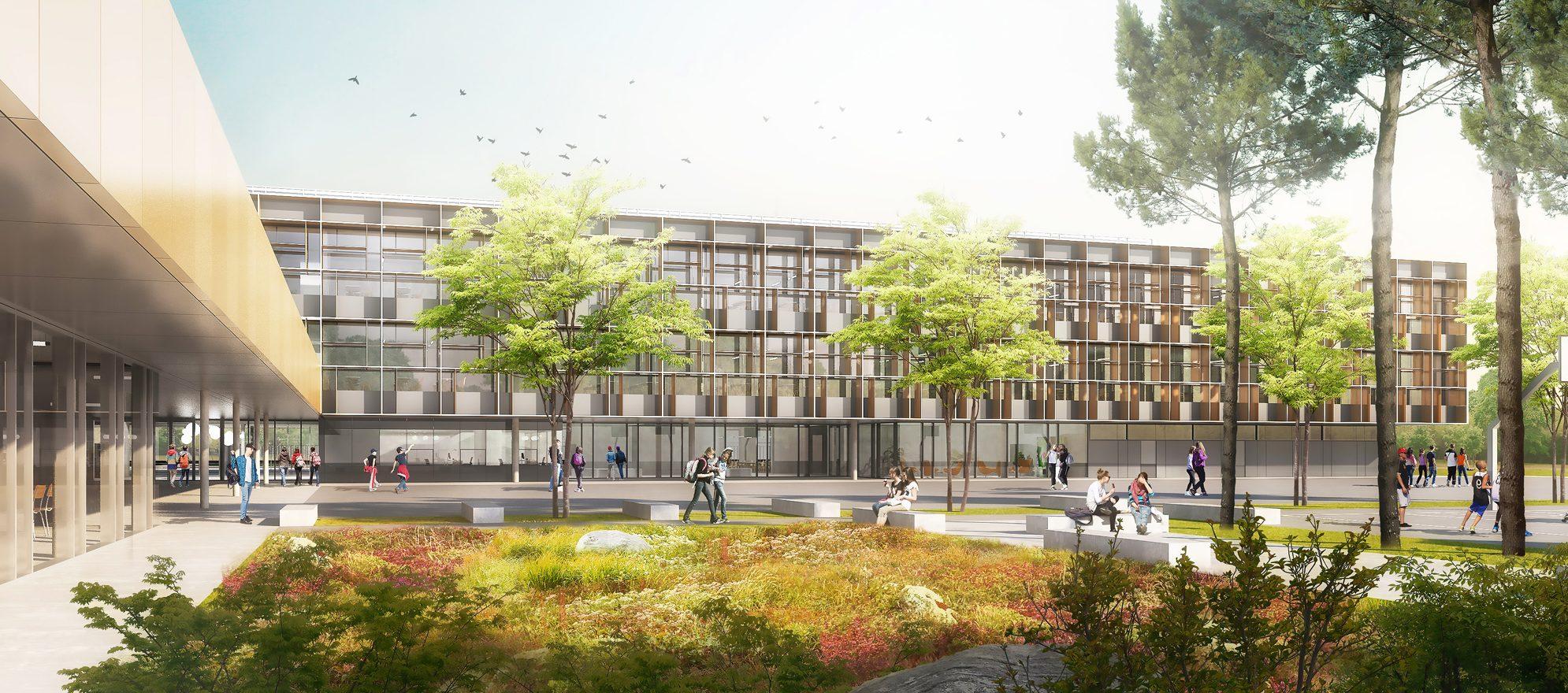 Collège 700 - Saint-Renan