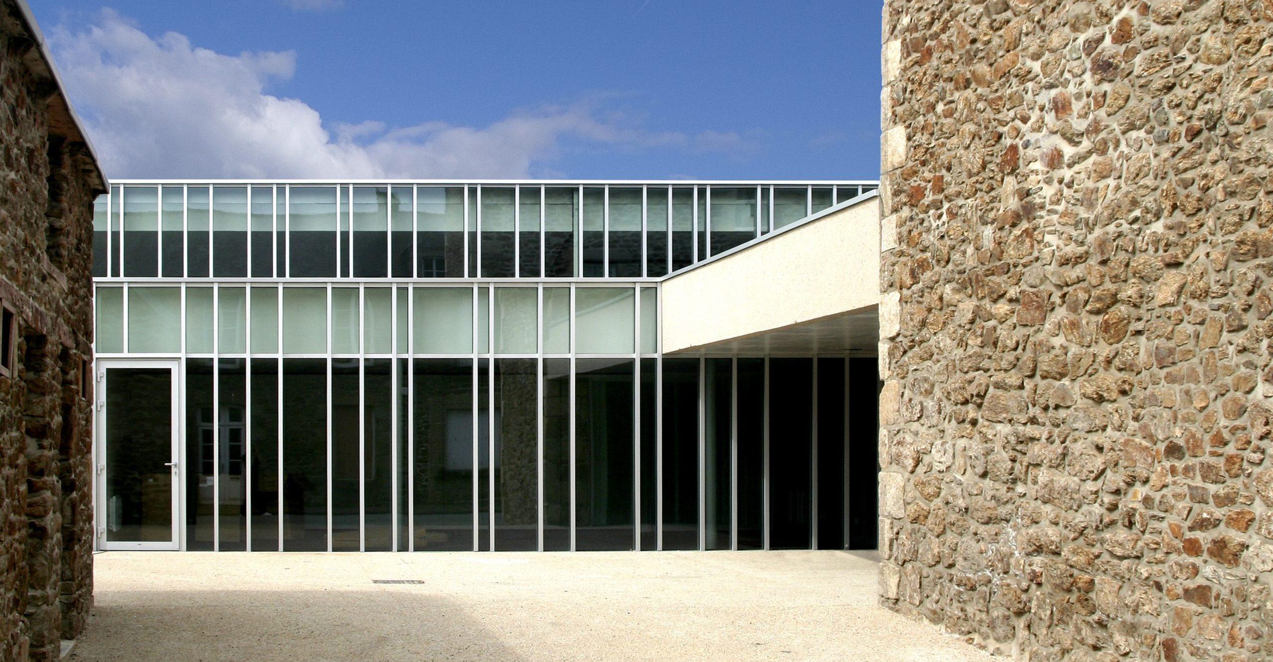 Centre culturel et halte-garderie - pluduno